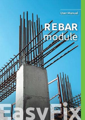 Rebar module  – User Manual